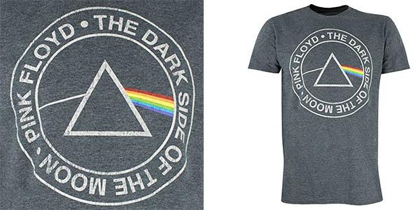 camiseta Pink Floyd The Dark Side of the moon barata