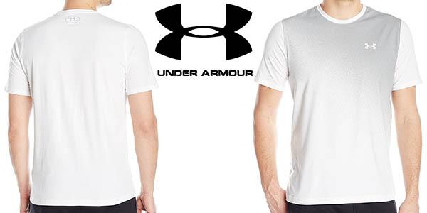 camiseta técnica Under Armour Spray Gradient SS barata