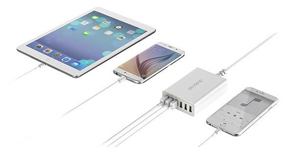 Cargadores USB dodocool baratos