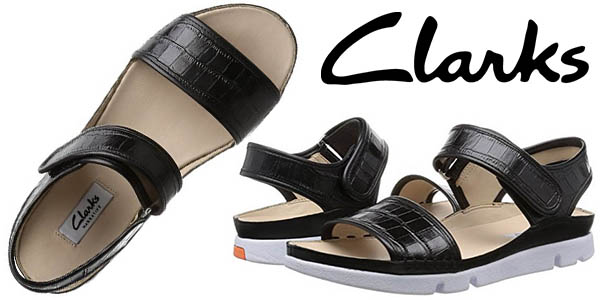 Clarks Tri Nova sandalias mujer baratas