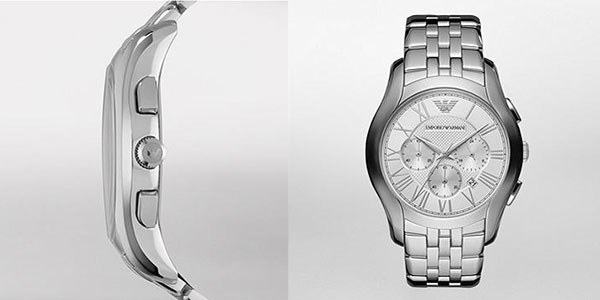 Reloj de hombre Emporio Armani acero AR1702