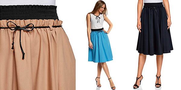 falda combinable cómoda para vestir a diario genial relación calidad-precio