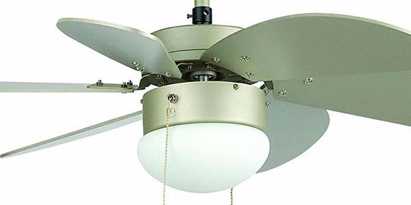 funcional ventilador de techo para estancias grandes Faro Barcelona Palao