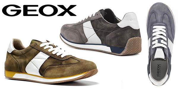 Geox U Vinto zapatillas para hombre baratas