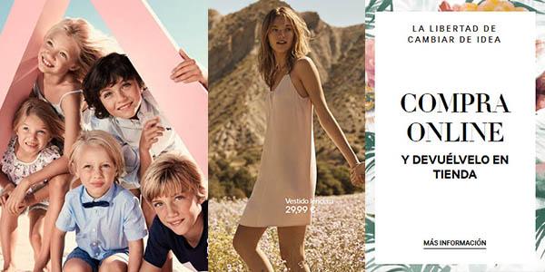 grandes descuentos Moda Rebajas H&M julio 2017