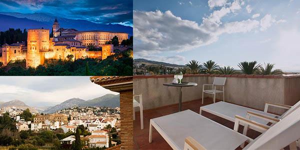 Hotel Granada Palace oferta