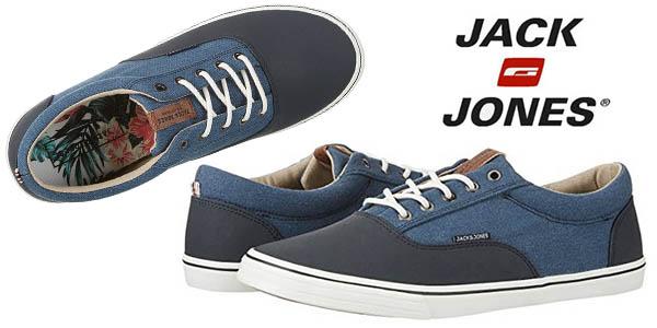 Jack & Jones Jfwvision Washed Canvas zapatillas casual para hombre baratas