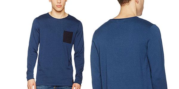 Suéter para hombre Jorsaer Knit Crew de Jack & Jones chollo en Amazon