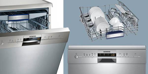 lavavajillas Siemens SN25M883EU clase A++ 14 servicios