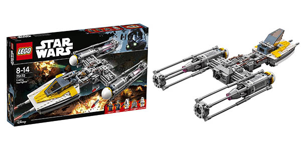 LEGO Star Wars - Y-Wing Starfighter