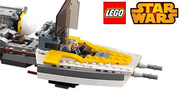 Y-Wing Starfighter de LEGO barato