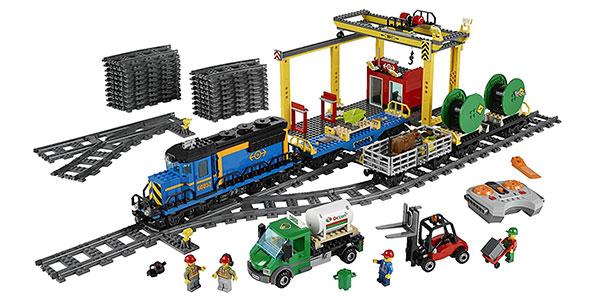 Tren de mercancías LEGO City 60052