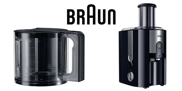 Licuadora Braun J500 multiquick 900 w antigoteo