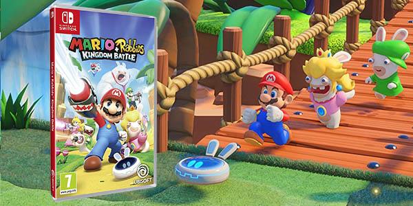 Mario + Rabbids Kingdom Battle para Nintendo Switch
