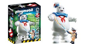 Juguete Marshmallo de Cazafantasmas de Playmobil chollo en Amazon