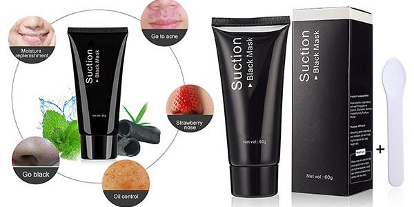 mascarilla acné poros negros eficaz barata