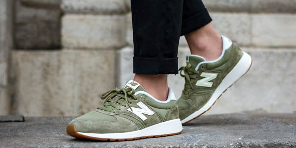 NB 420 en color verde