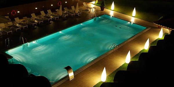 oferta viaje Granada Hotel con SPA en pareja