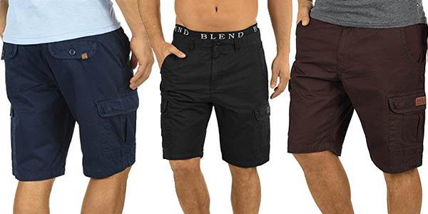pantalones cargo cortos Blend Crixus