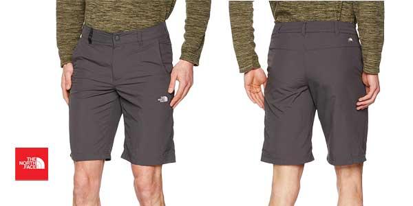 Pantalones cortos Tanken de The North Face chollo en Amazon