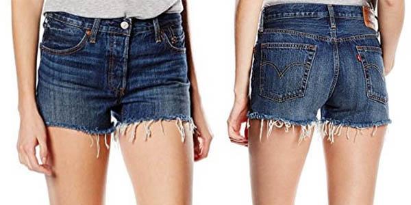 pantalones cortos tejanos Levi's 501 Short