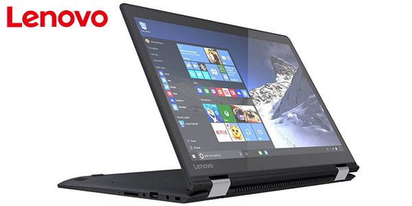 Portátil Lenovo Yoga 510-14AST 14'' táctil