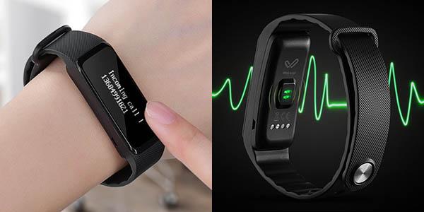 Smartband Omorc con sensor ritmo cardíaco