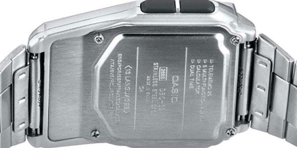 Reloj Casio Collection DBC-32D-1AES de hombre