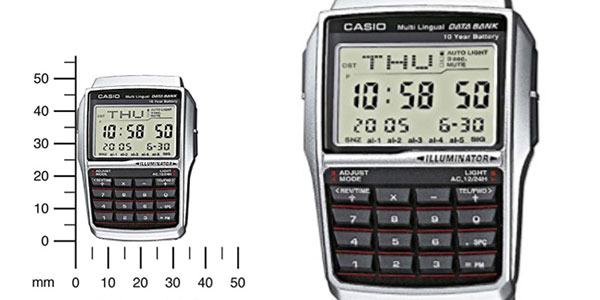 Reloj Casio Collection DBC-32D-1AES