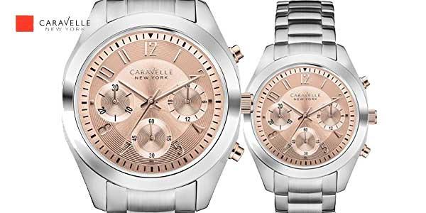 Reloj para mujer modelo Melisa 45L143 de Caravelle NY chollo en Amazon