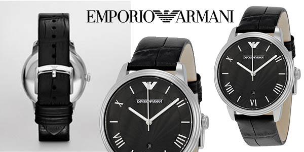 reloj de pulsera Emporio Armani AR1611 para hombre barato