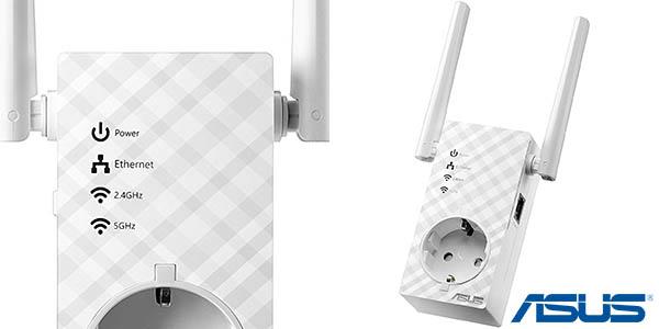 Repetidor AP WiFi ASUS RP-AC53 Dual-Band AC750