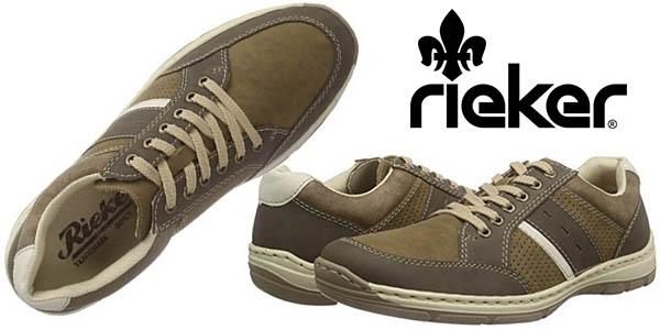 Rieker 15215 Lace-up-men zapatos casual para hombre baratos
