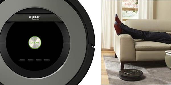 robot aspirador Roomba 866 oferta