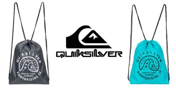 Saco mochila barato de Quiksilver