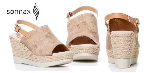 Pack 2 pares de sandalias de cuña Sonnax chollazo en eBay