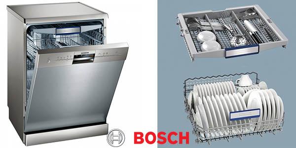 Siemens SN25M883EU lavavajillas bandejas regulables barato