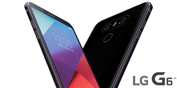 Smartphone LG G6 H870DS