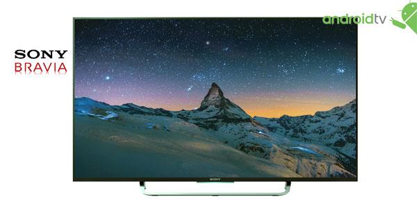 Smart TV Sony KD-49X8308C chollo en El Corte Inglés