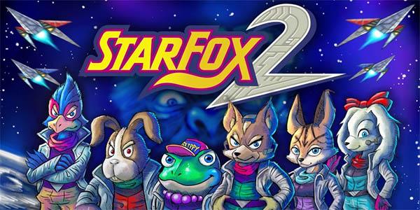 Star Fox 2 para Super Nintendo Classic Mini