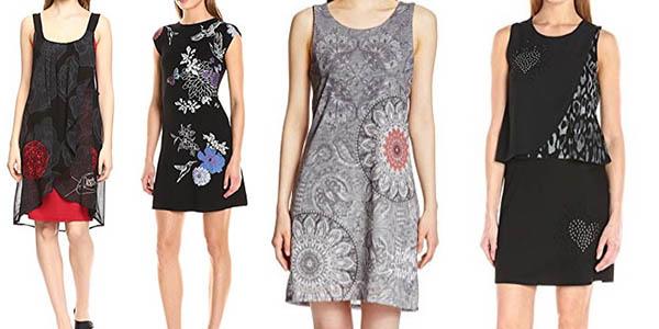 vestidos mujer Desigual con grandes descuentos