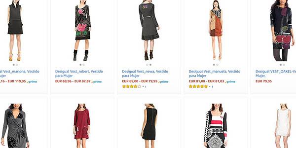vestidos verano Desigual rebajas Amazon Moda