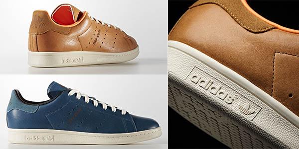 zapatillas Stan Smith de diseño clásico en piel