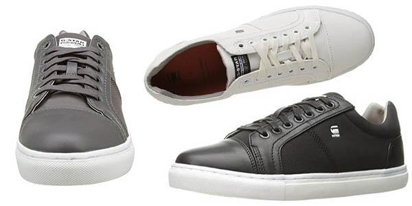 zapatillas G-Star Toublo para hombre diseño combinable y cómodas