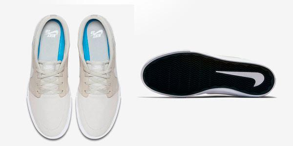 Zapatillas Nike SB Solarsoft Portmore para hombre baratas en las rebajas de Nike