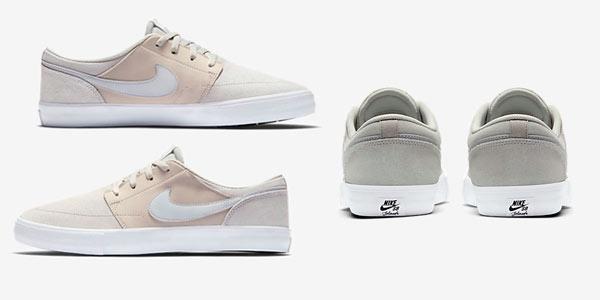Zapatillas Nike SB Solarsoft Portmore para hombre al mejor precio