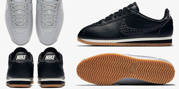 zapatillas unisex Nike Classic Cortez Leather Lux
