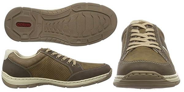 zapatillas de vestir para hombre Rieker 15215