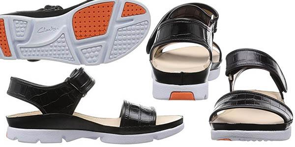 zapatos verano mujer Clarks Tri Nova