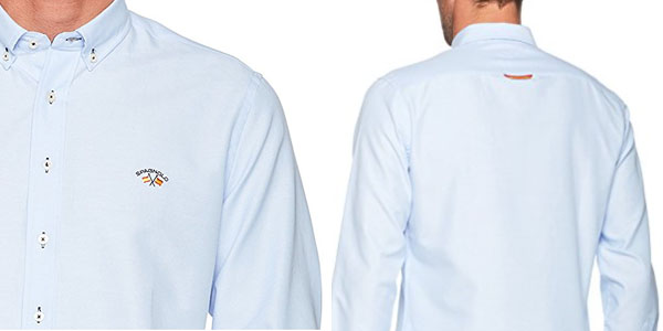 Spagnolo camisas hombre manga larga gran relación calidad-precio